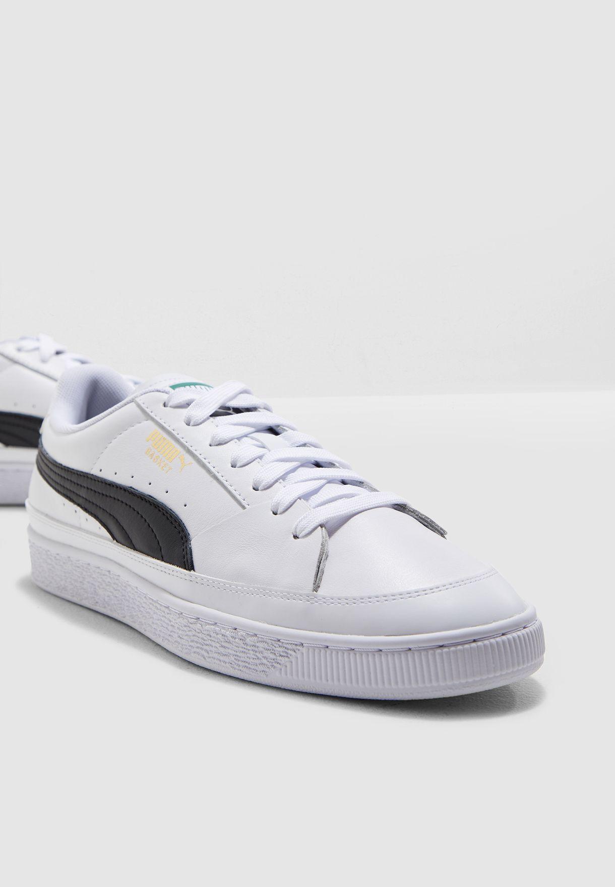 Puma Basket Skate Sneakers For Men