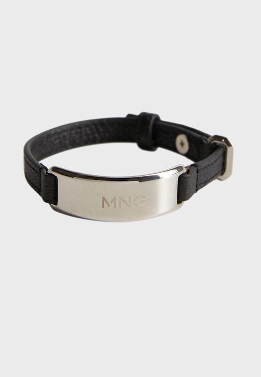 Lea Stainless Steel Mixed Bracelet