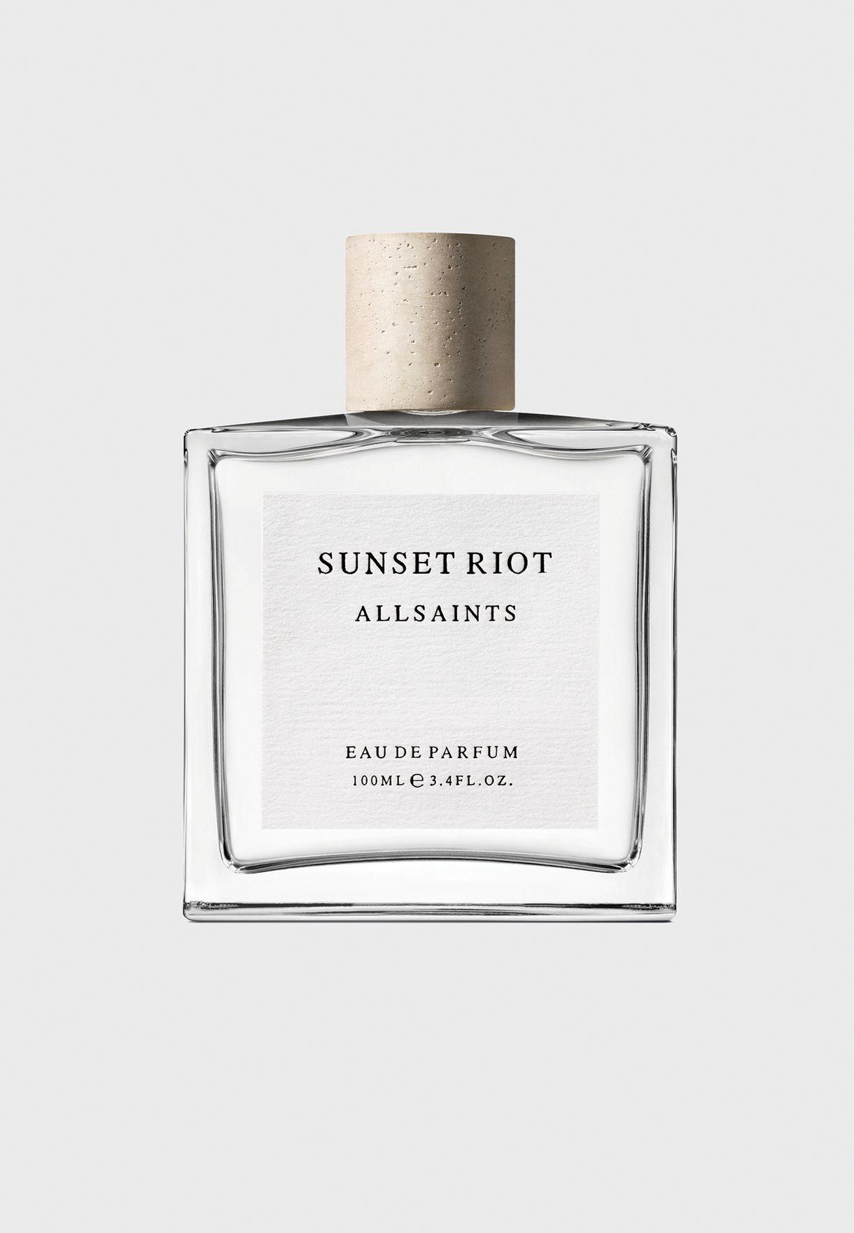 Sunset Riot Eau de Parfum 100ml