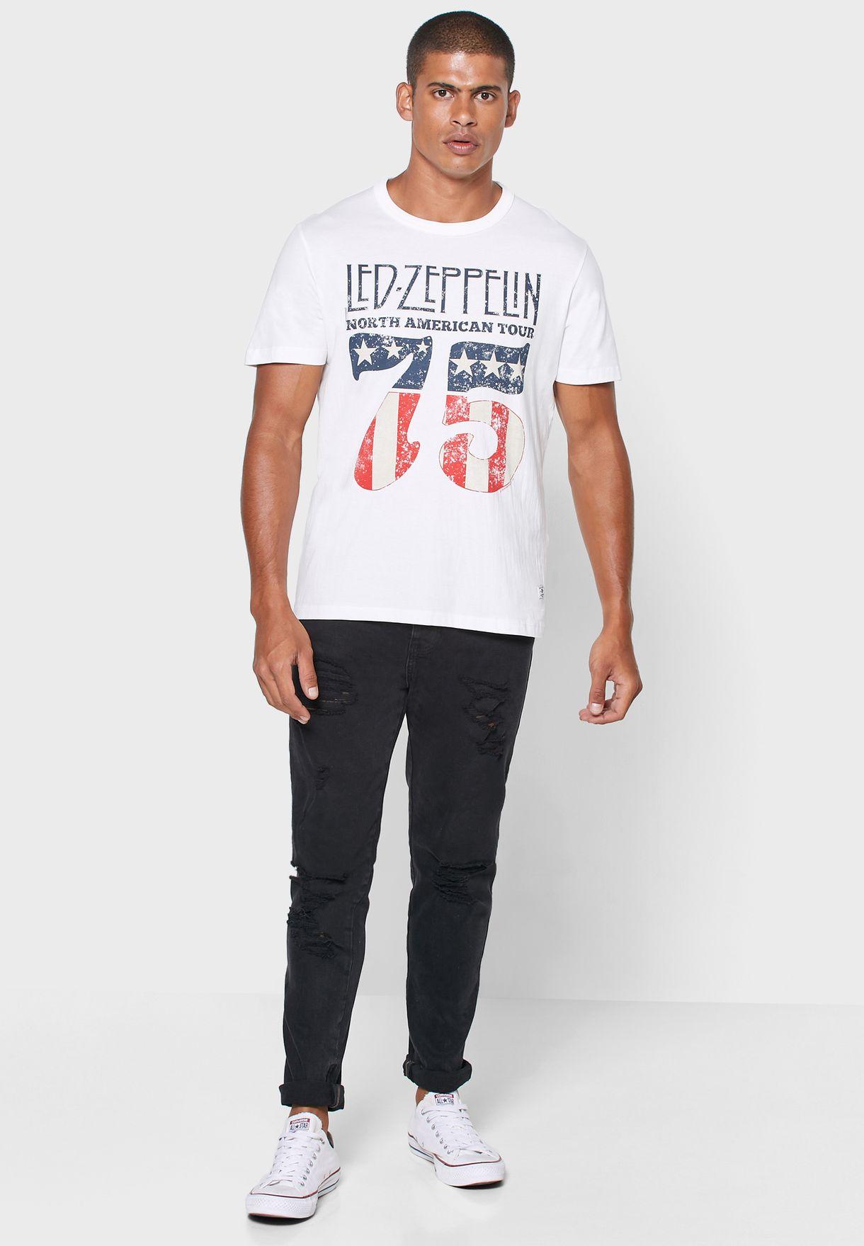 Landen Crew Neck T-Shirt