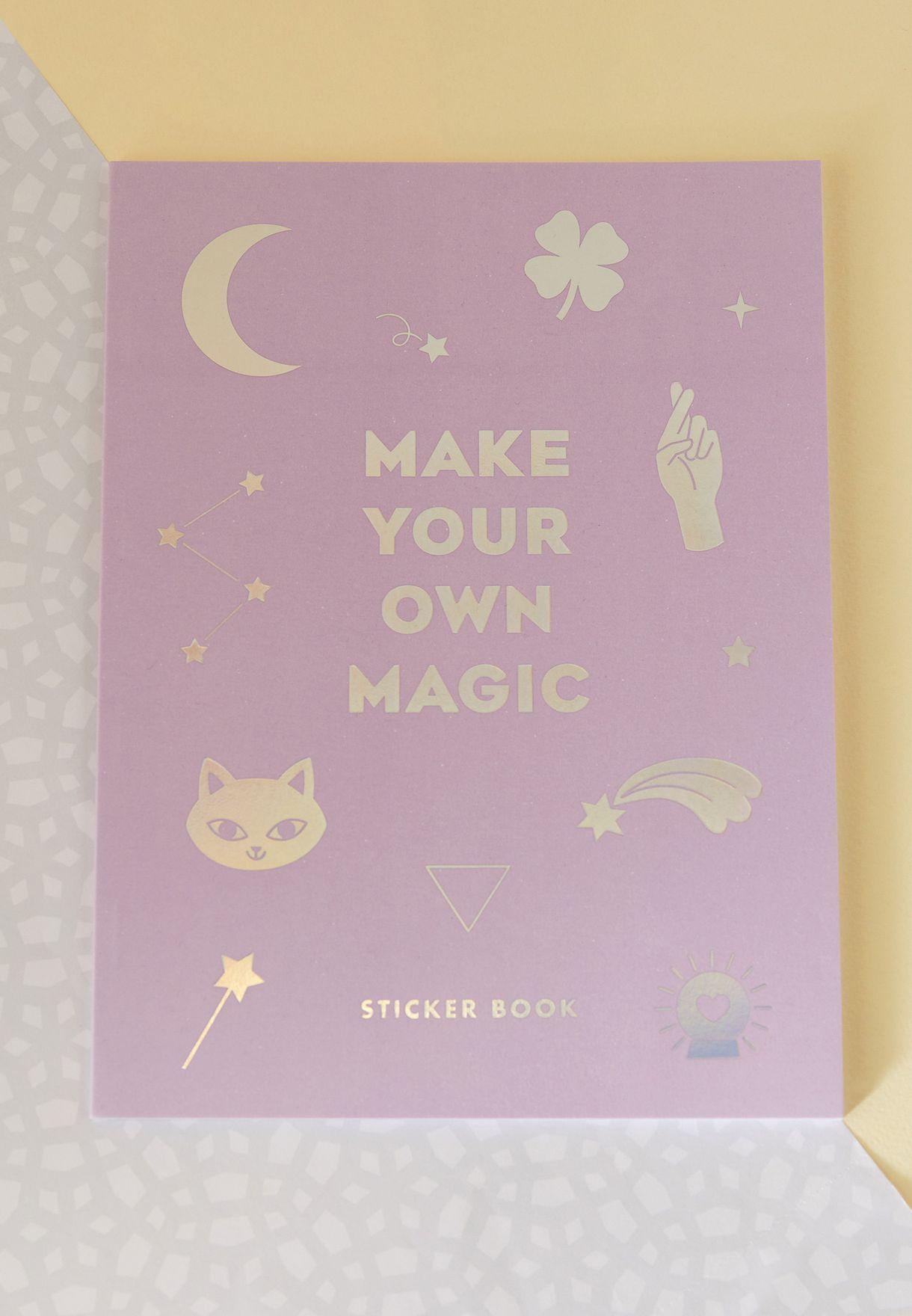 Lucky Stars Sticker Book