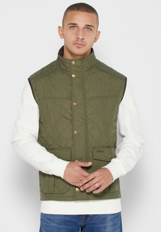 Explorer Quilted Gilet