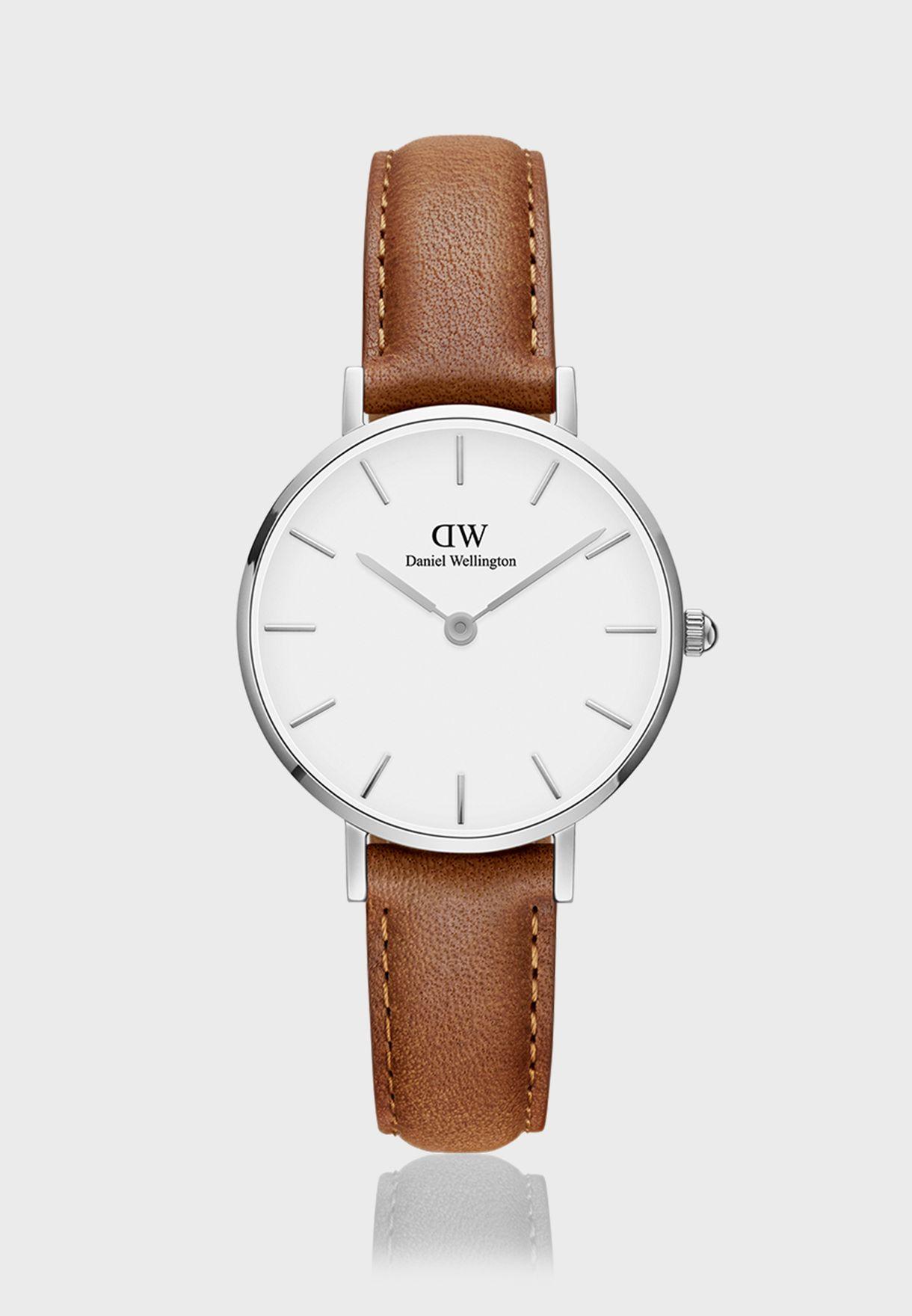 Petite Analog Watch