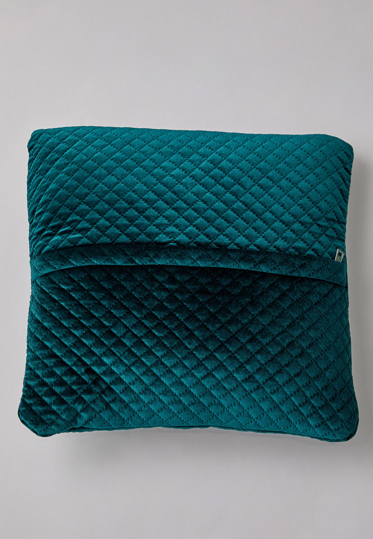 Green Soft Cushion With Insert 45x45 cm