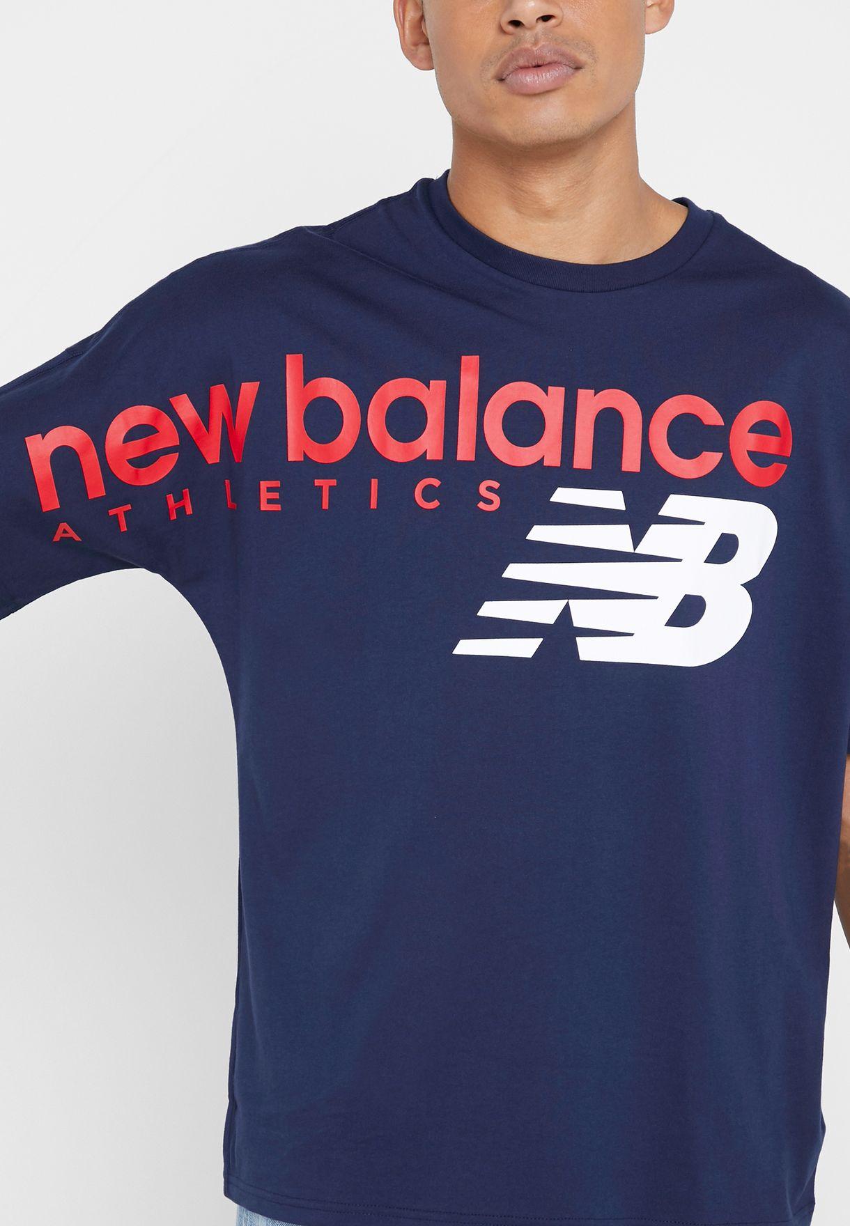 Athletics Crossover T-Shirt