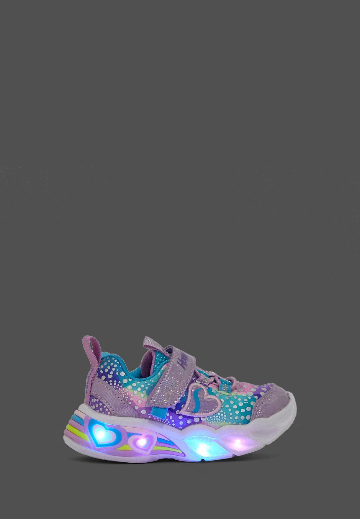 حذاء اس لايتس :سويت هارت لايتس