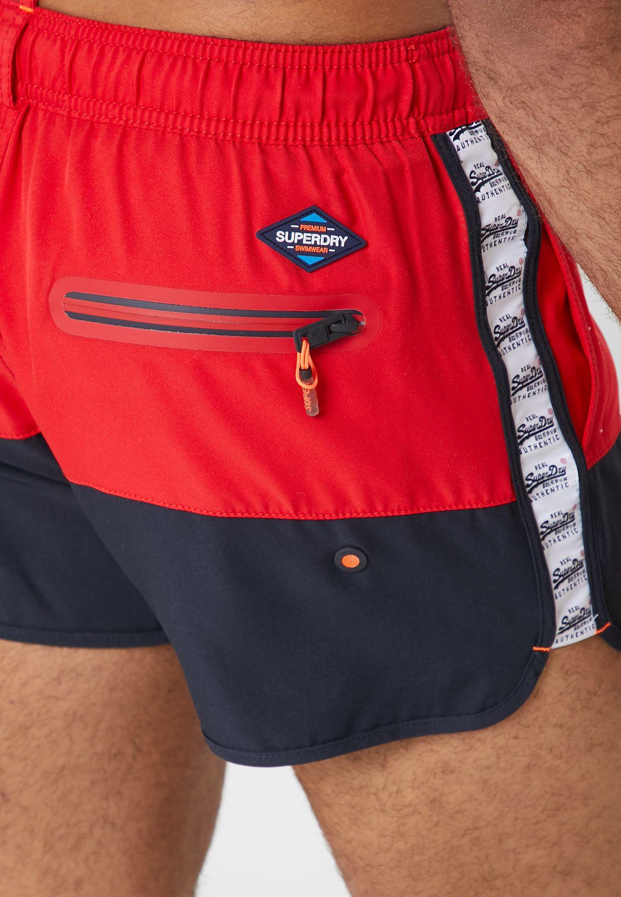 Marine Racer Swim Short