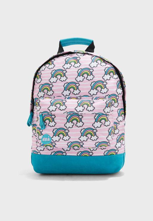 Kids Rainbow Backpack
