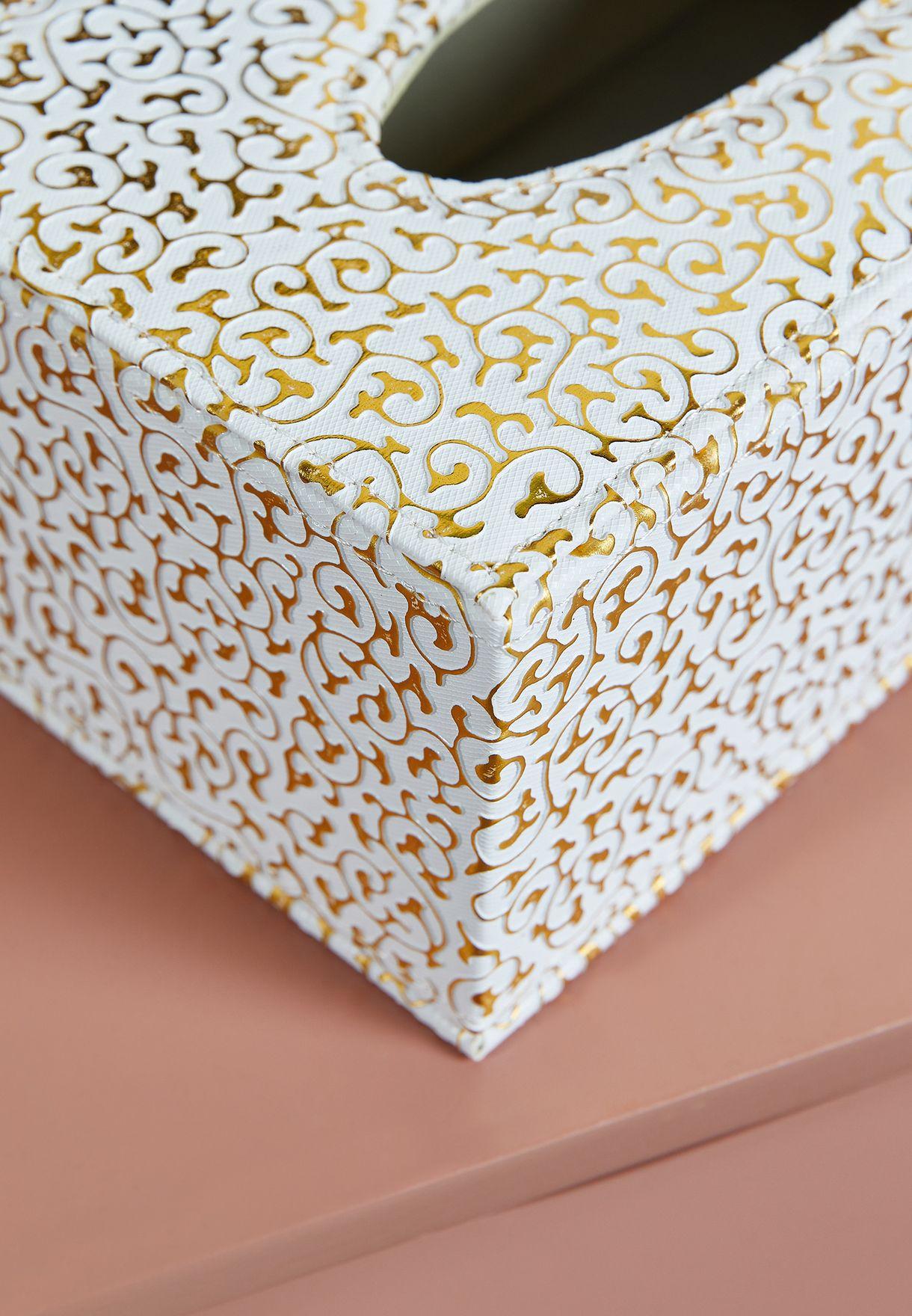 Decorative Tissue Box