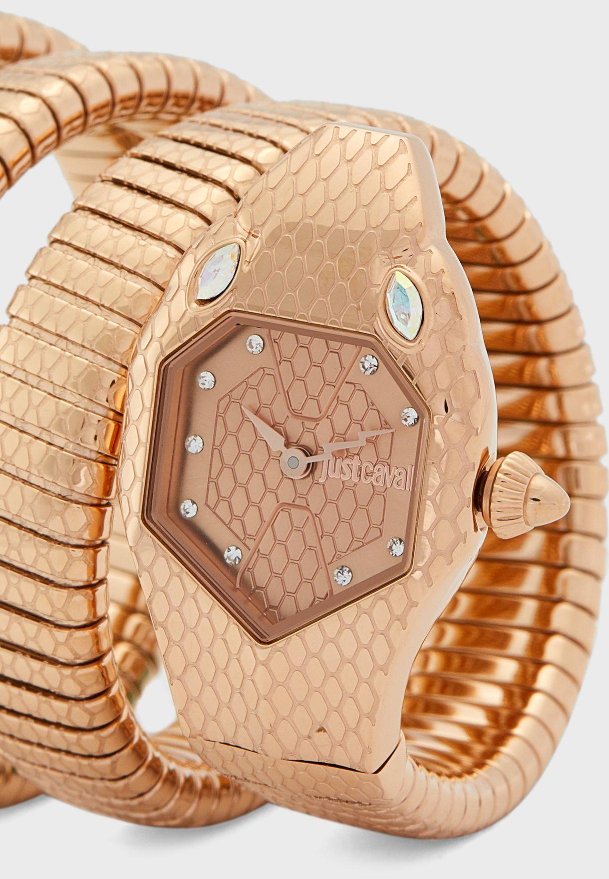 Jc1L168M0055 Analog Watche