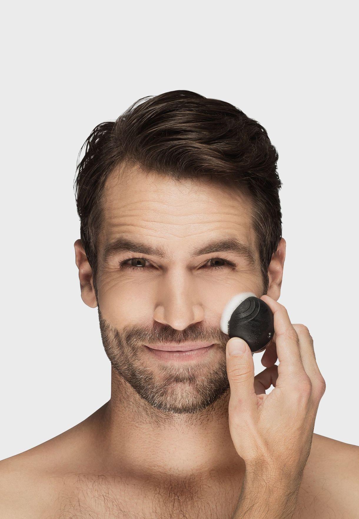LUNA go Facial Cleansing Brush for Men