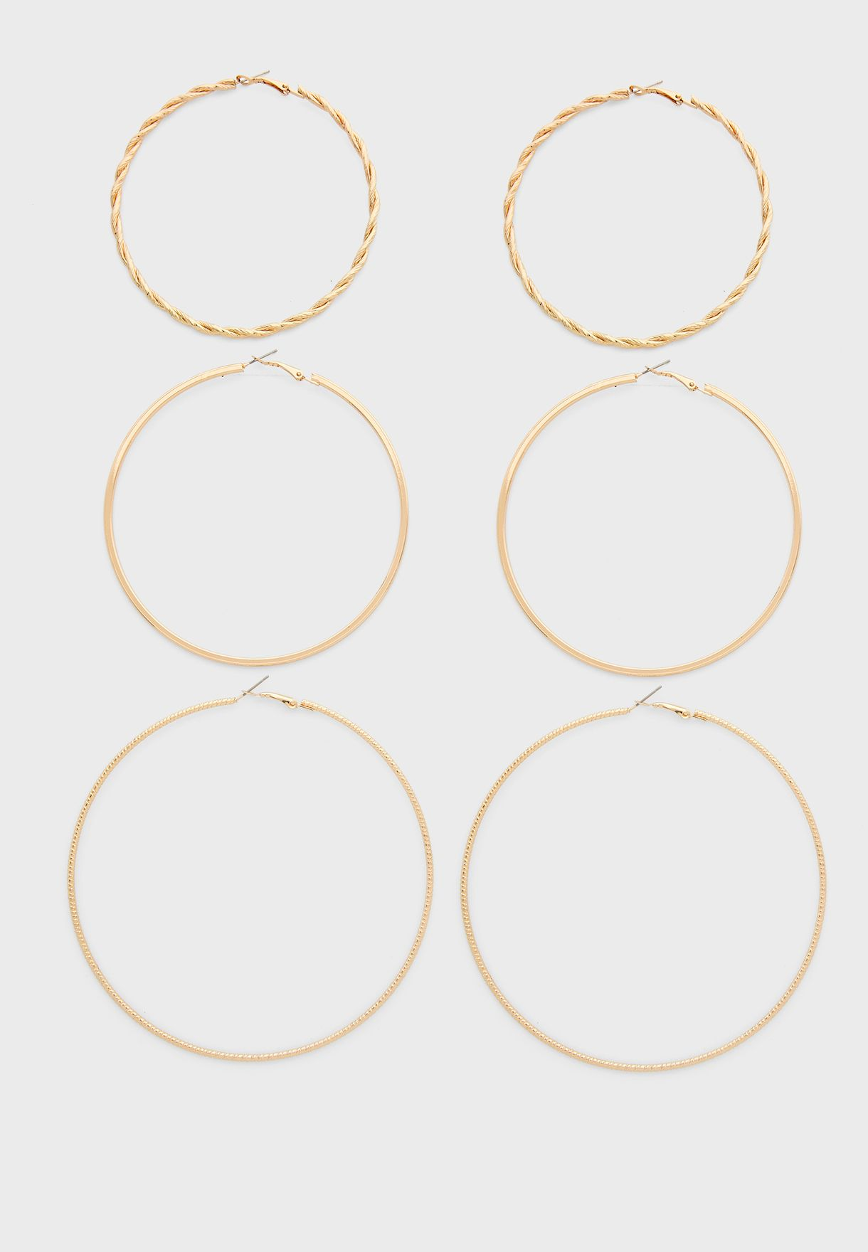 Berradda Earrings Set