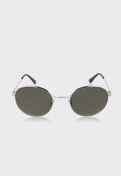 SL135ZER-30000815001 Round Sunglasses
