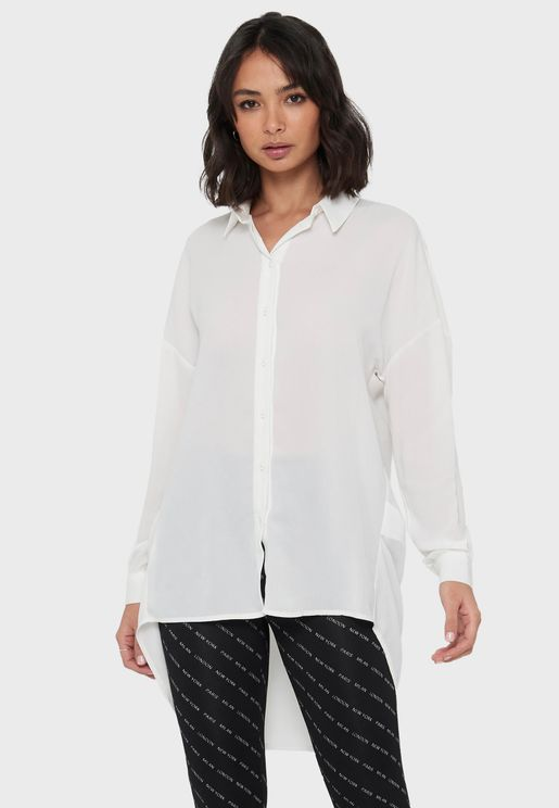 High Low Shirt