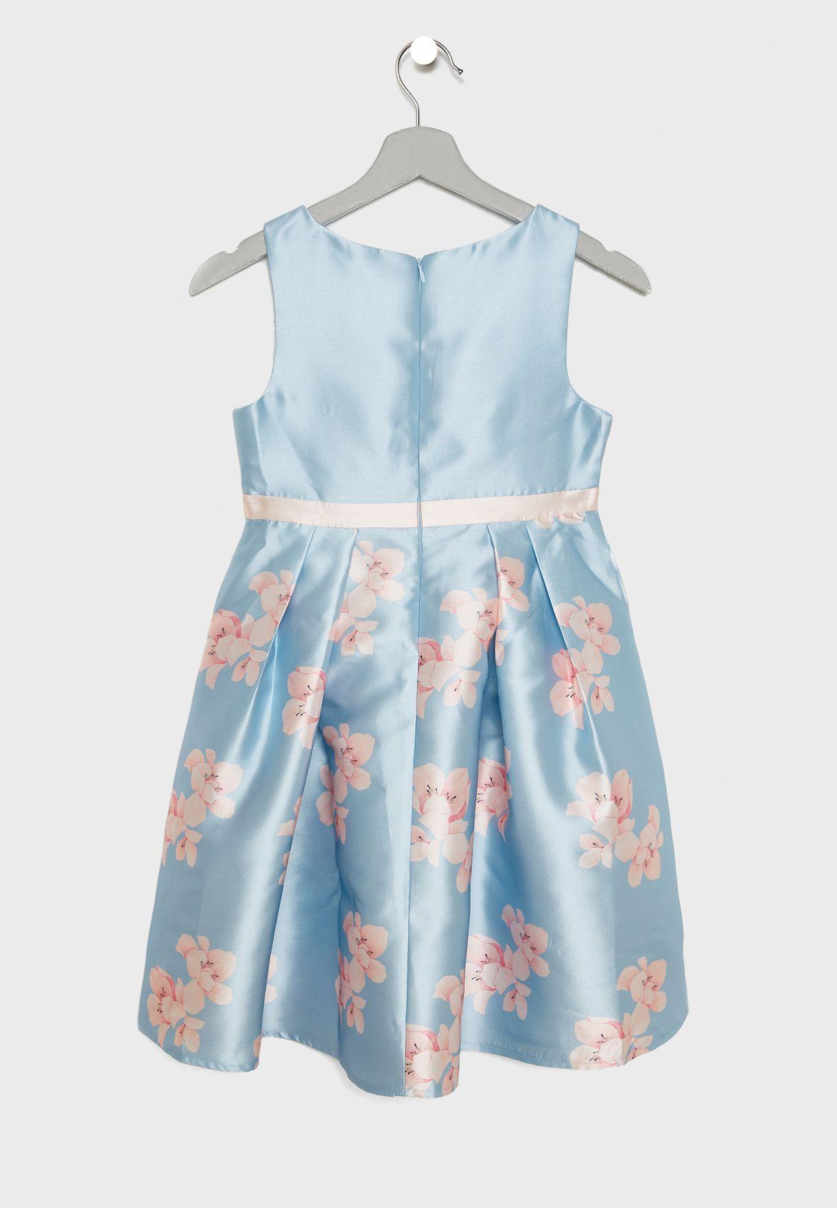 Kids Orelia Printed Dress