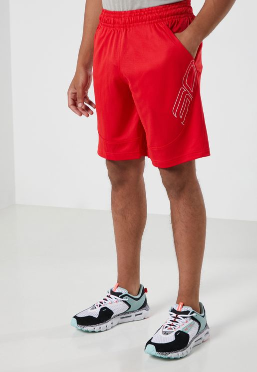 Curry Underrated Shorts