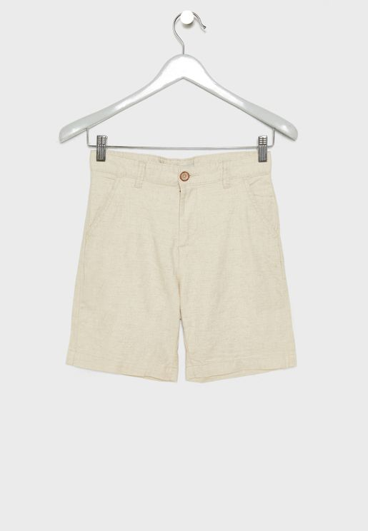 Kids Robert Shorts