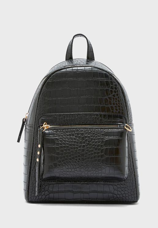 Alfie Zip Around Dome Backpack