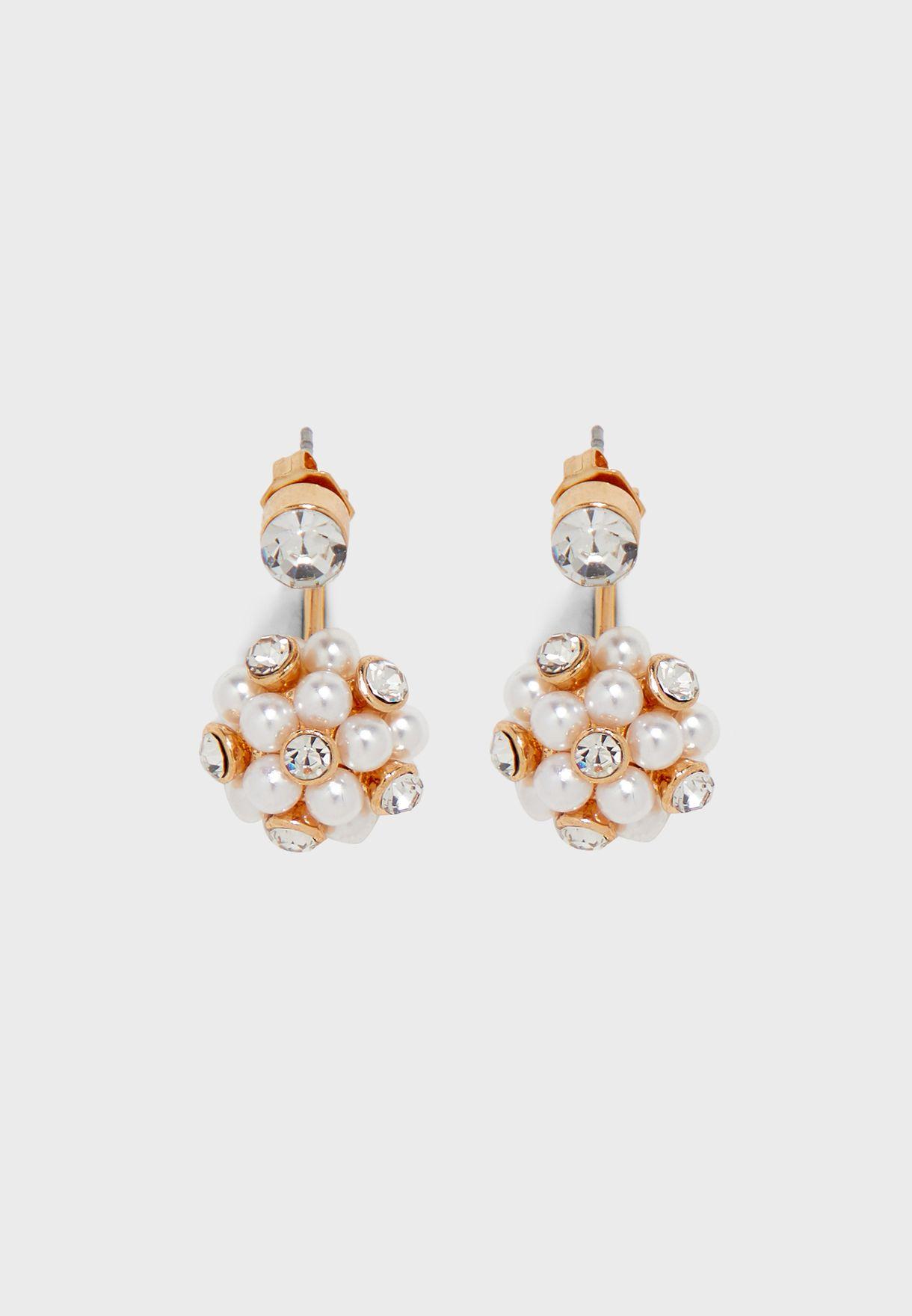 Avreya Pierced Drop Earrings