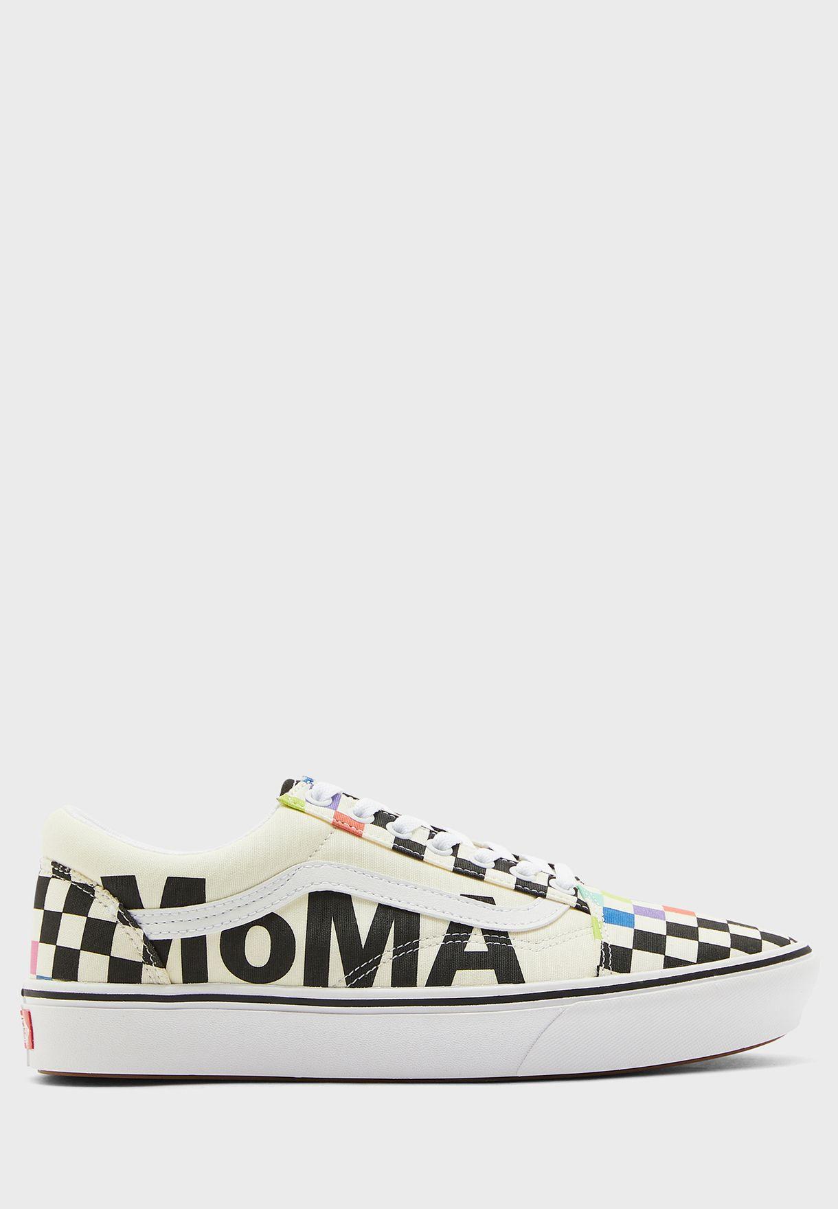MoMA ComfyCush Old Skool
