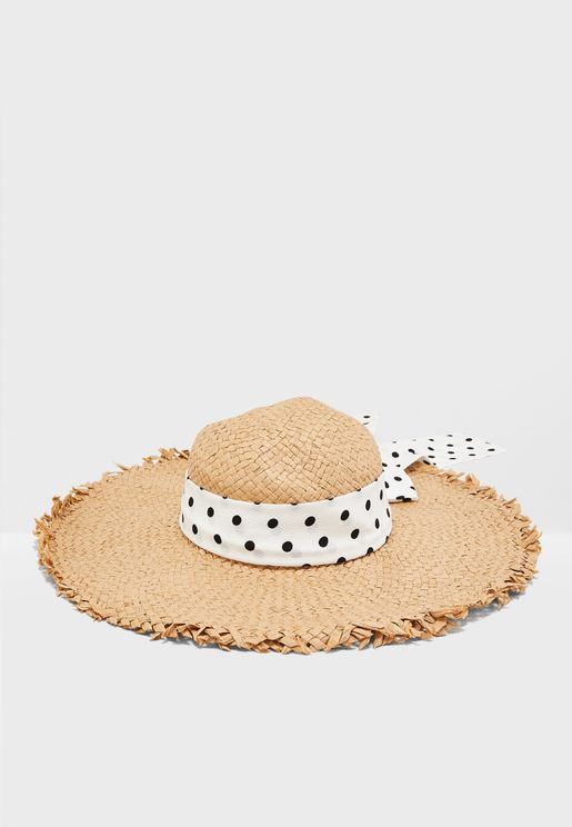 Stinna Straw Hat