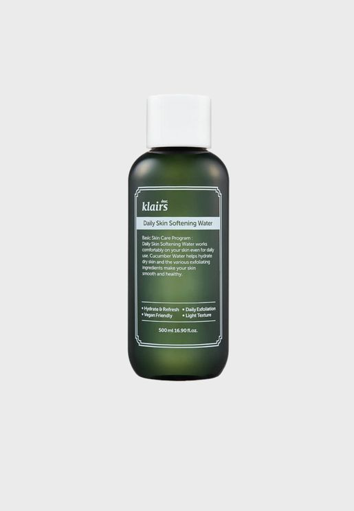 Daily Skin Softening Water 500 ml