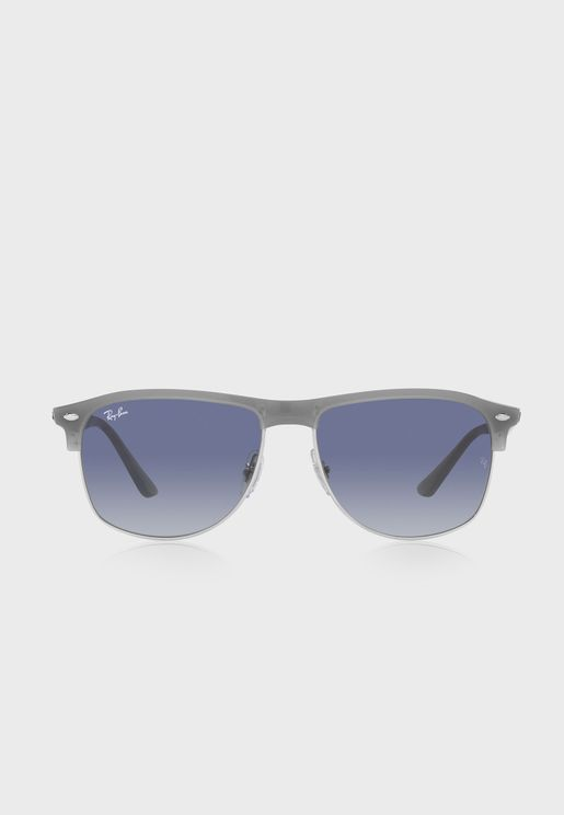 0Rb4342 Clubmaster Sunglasses