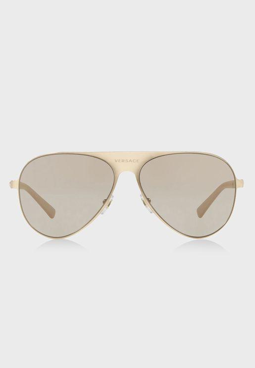 نظارة شمسية افياتور 0VE2189