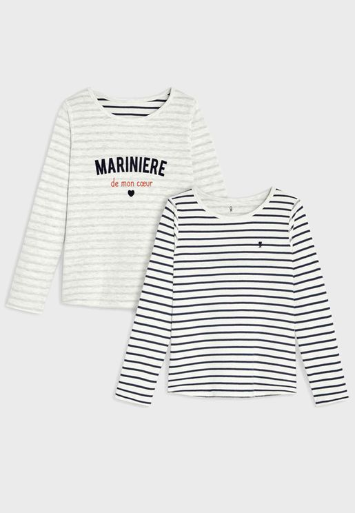 Youth 2 Pack Reversible T-Shirt