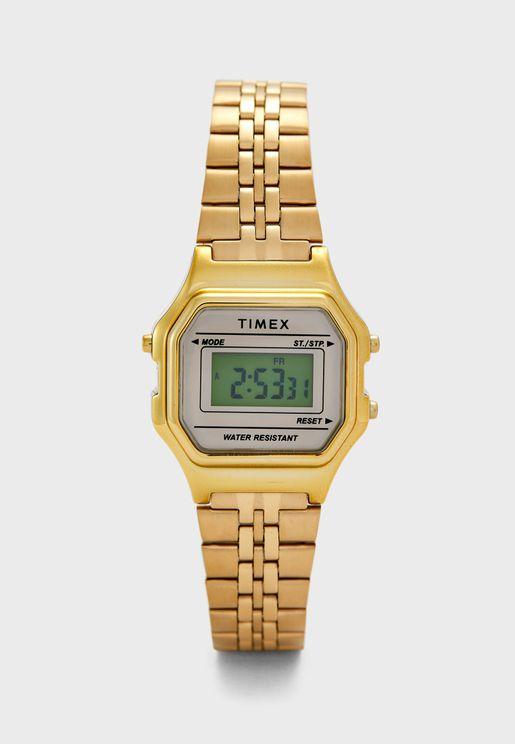 Classic Digital Watch