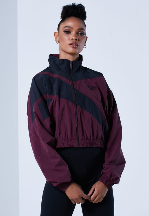 Classics Vector Cropped Track Jacket