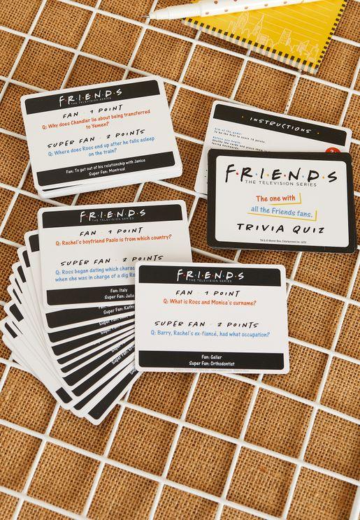 لعبة بطاقات فريندز