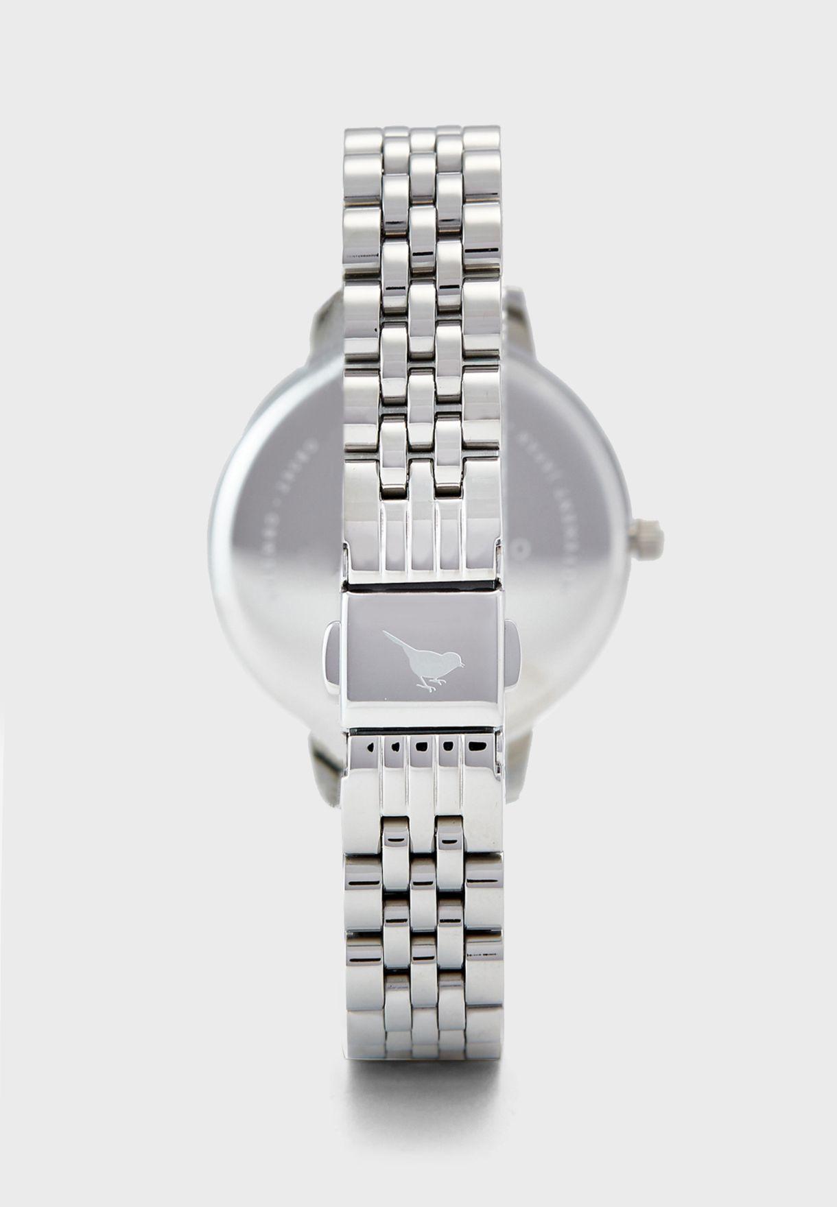 OB16AN05 Groovy Blooms Bracelet Watch