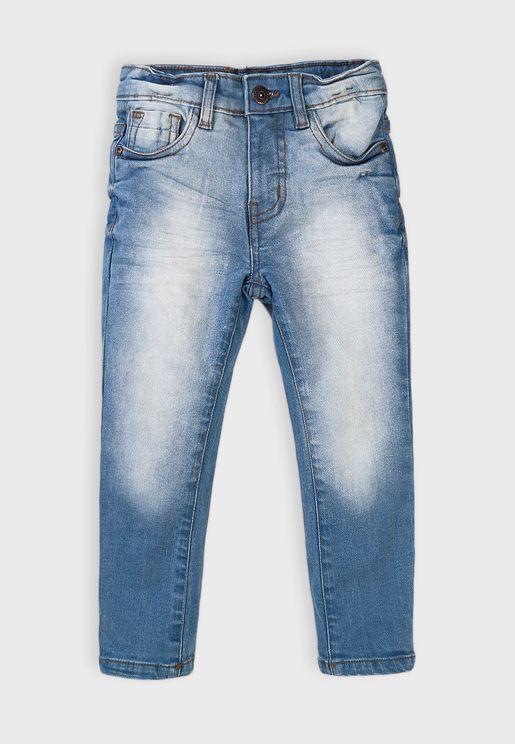 Infant Basic Regular Jeans