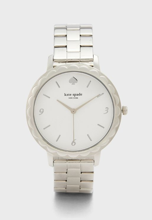 New York Analog Watch
