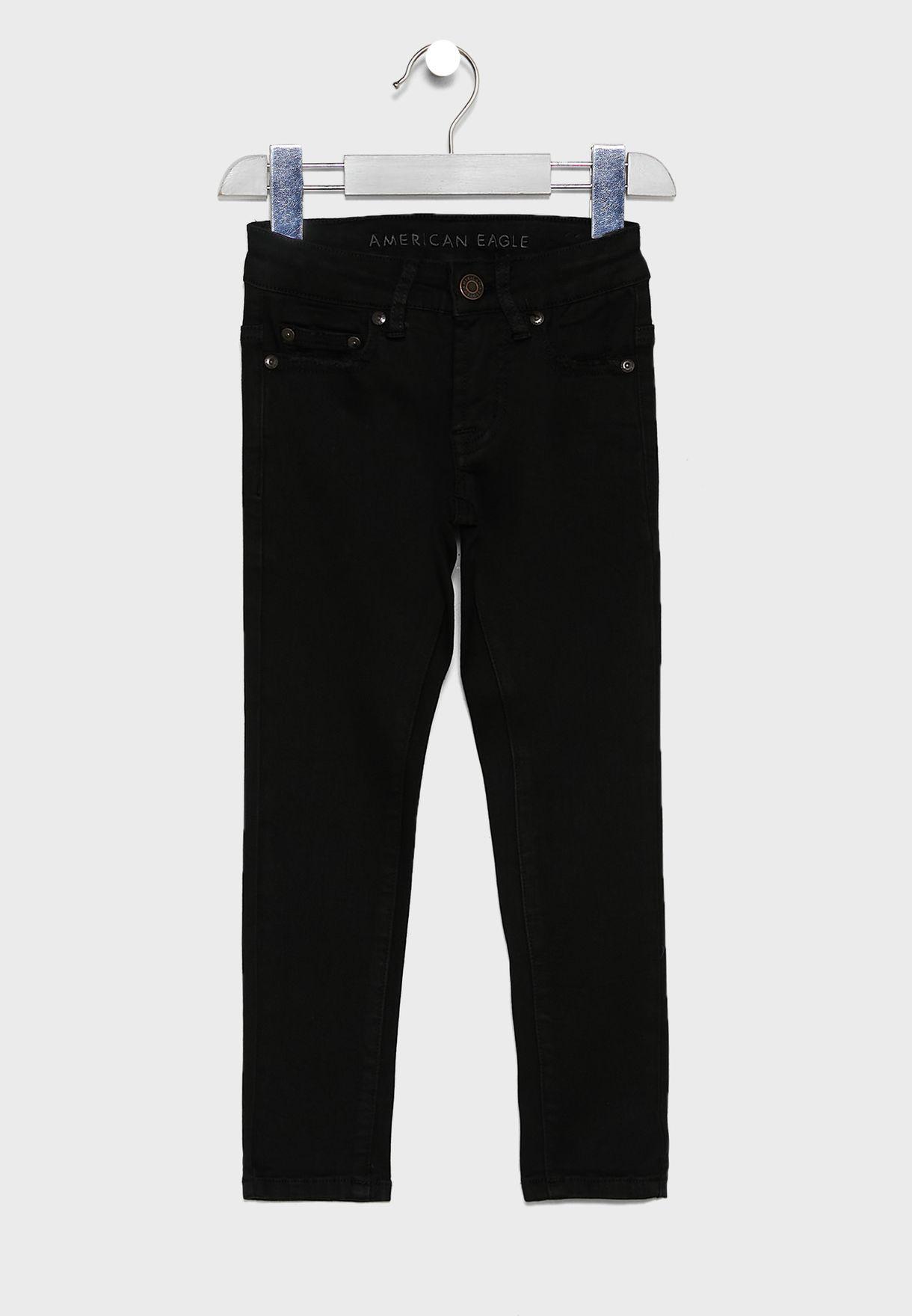 Youth Dark Wash Super Skinny Fit Jeans