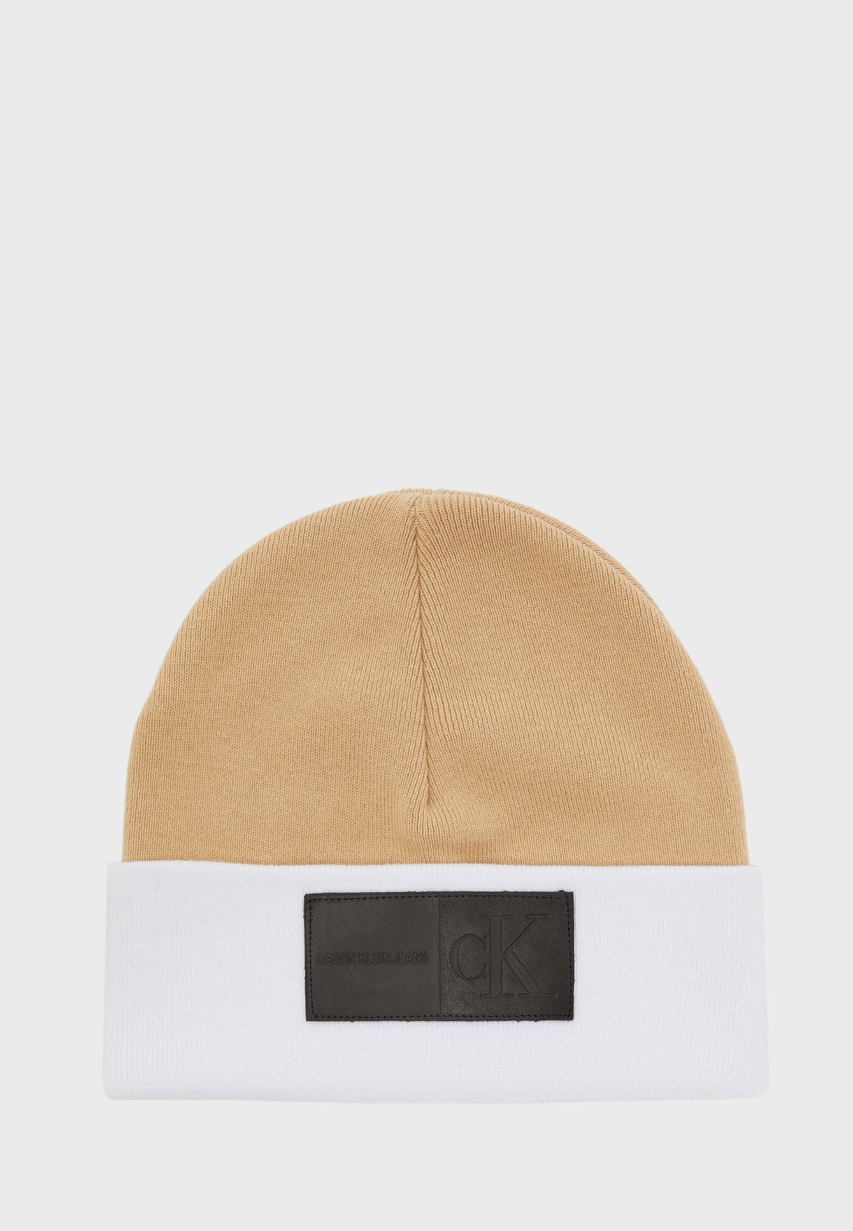 Knitted Turnback Beanie