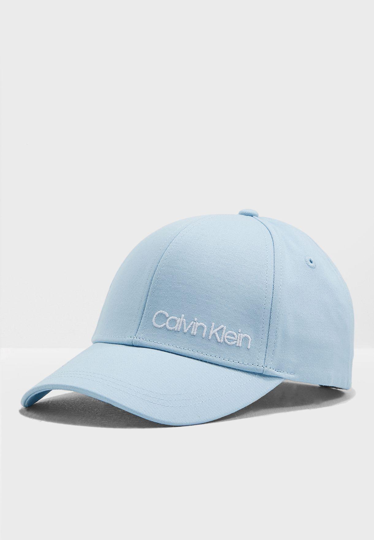 Shop Calvin Klein grey Side Logo Cap K60K605170458 for Women in Kuwait -  78768AC36SHP e2117d7e5