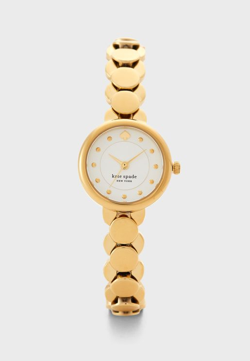 New York Monroe Analog Watch