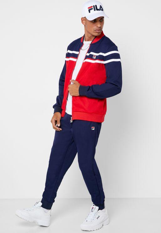 Naso Track Pants