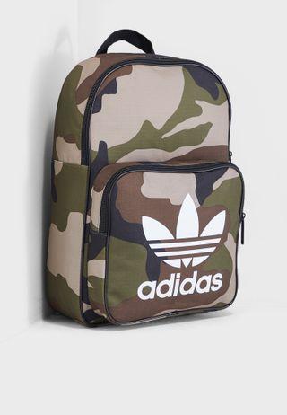 a7086eddbe8 Shop adidas Originals green Packable Backpack DV0261 for Men in UAE ...