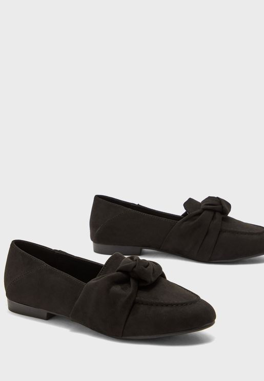 Wide Fit Ayla Moccasins