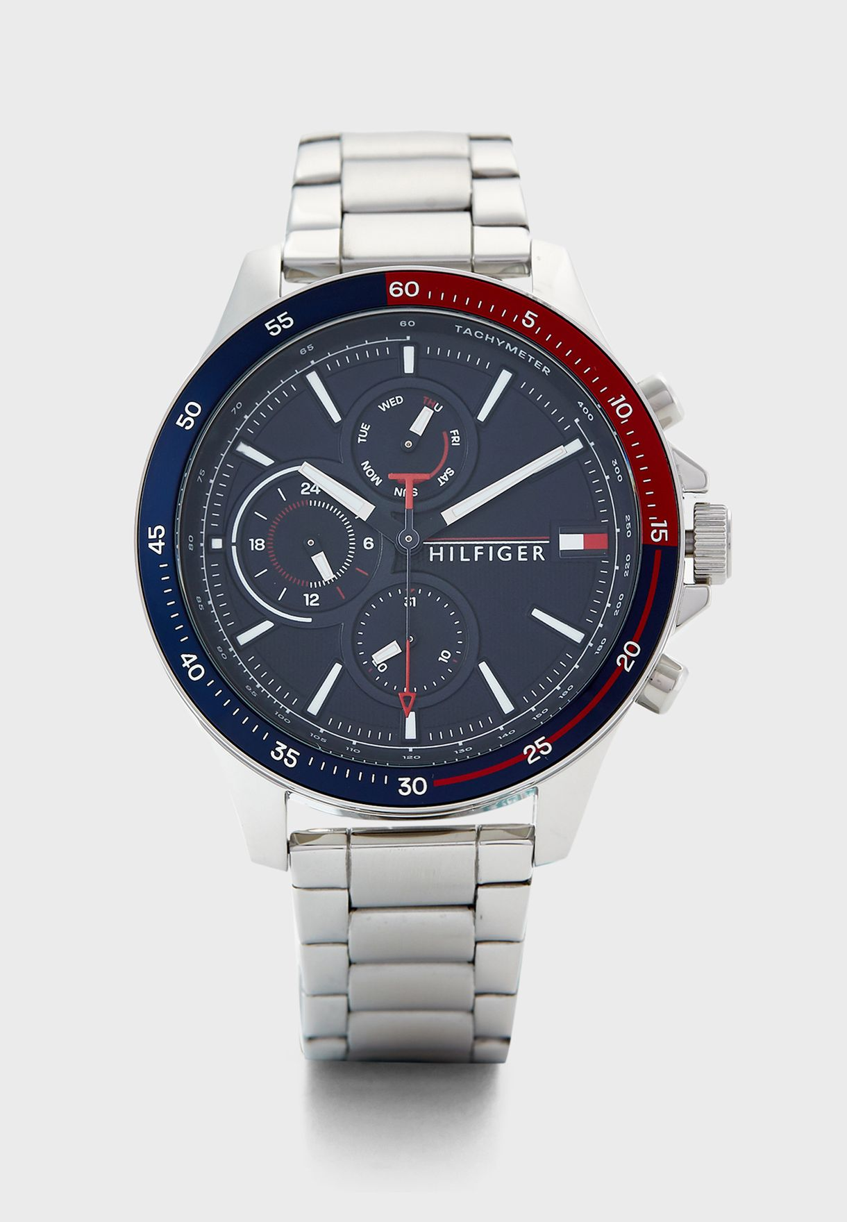 1791718 Bank Chronograph Watch