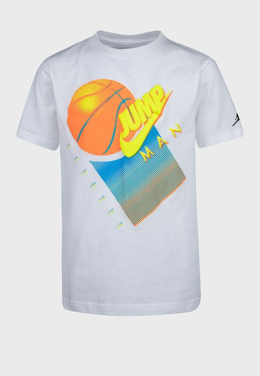 Youth Jordan Graphic T-Shirt