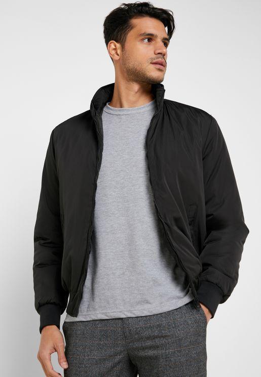 Zip Trough Jacket
