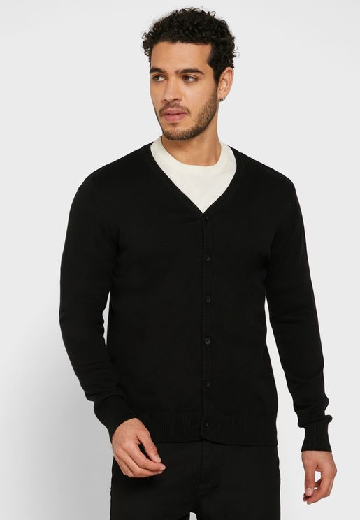 Fine Cotton Cardigan