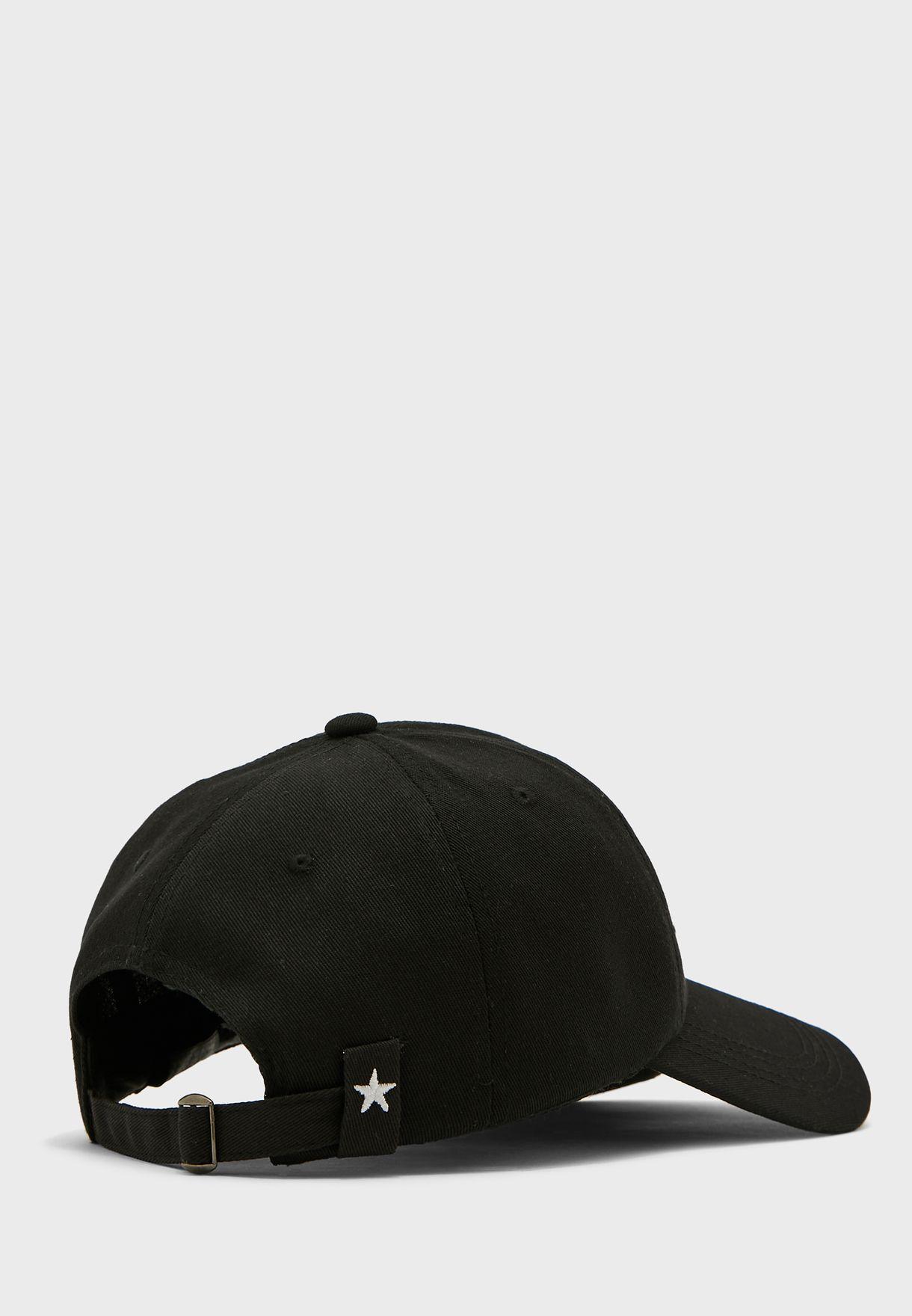Men's Curve Peak Cap