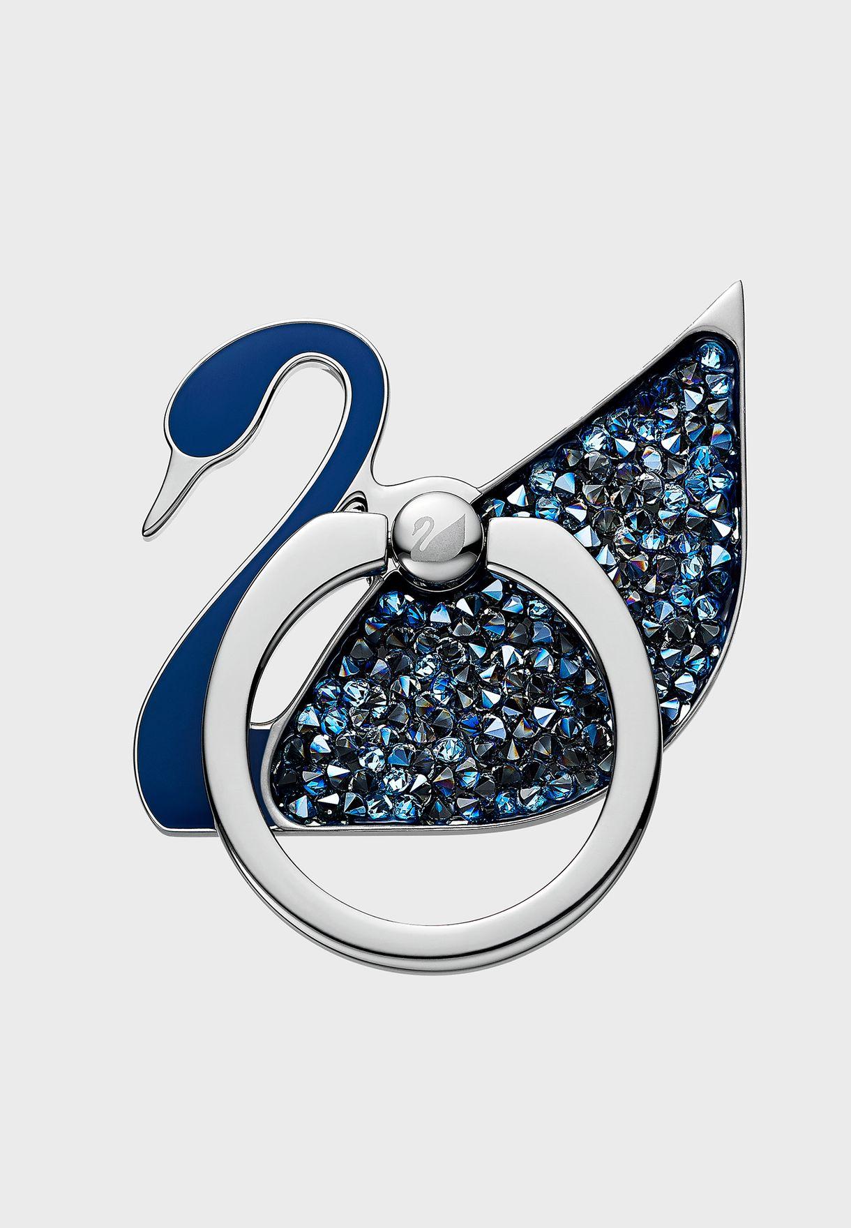 Swan Phone Ring Holder