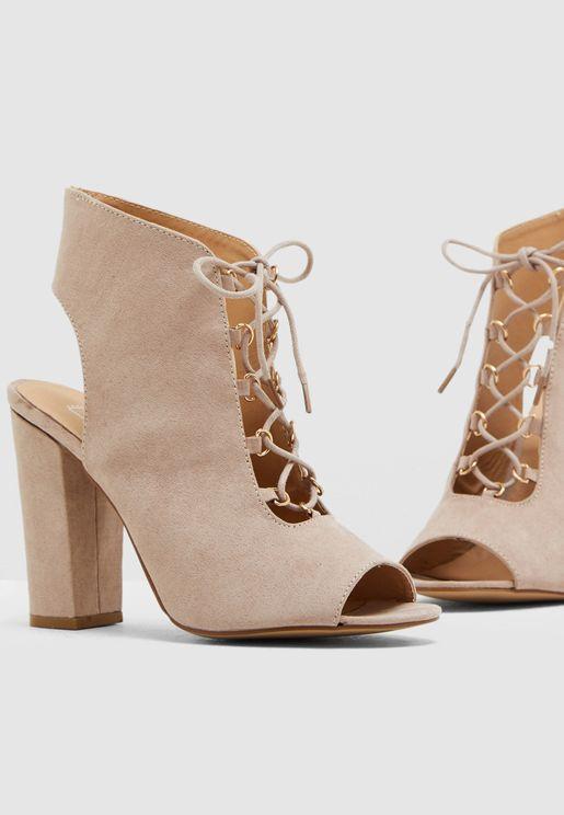 Vela Shoe Boot