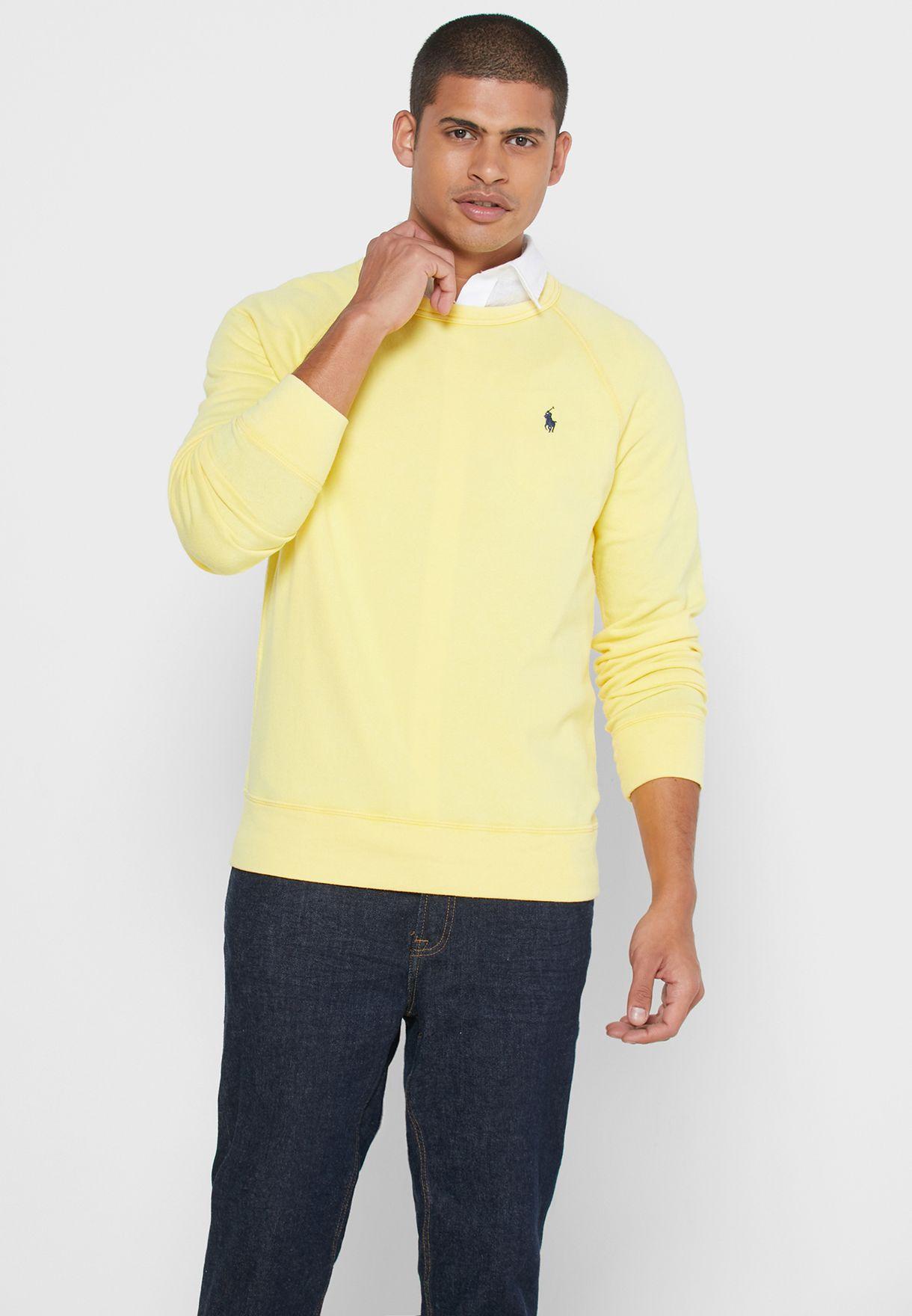 Chest Logo Sweatshirt